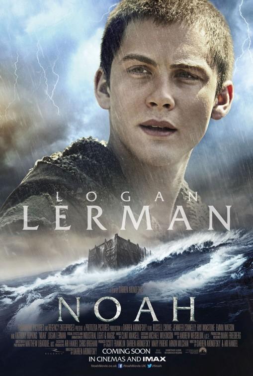 Foto de Carteles de la película 'Noé' (8/13)