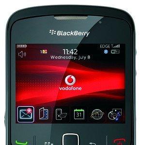 BlackBerry Curve 8520, smartphone más vendido en la pasada Navidad en España