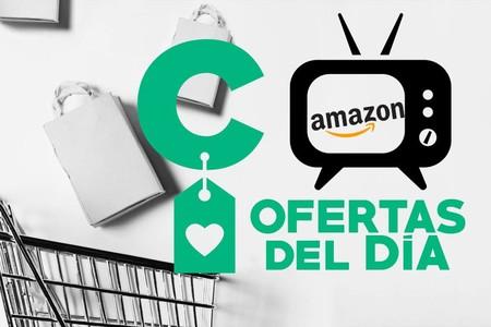8 ofertas del día en televisión en Amazon: para estrenar no sólo año, sino también smart TV