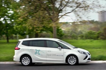 Opel Zafira Gnc