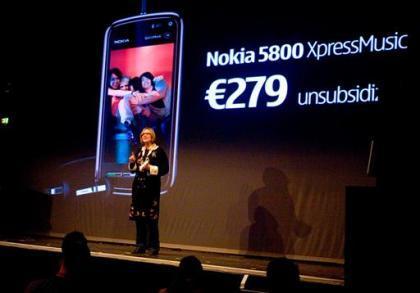 Como Nokia (casi) robó la Navidad