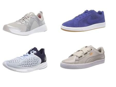5 chollos en tallas sueltas de zapatillas Nike, New Balance o Puma en Amazon