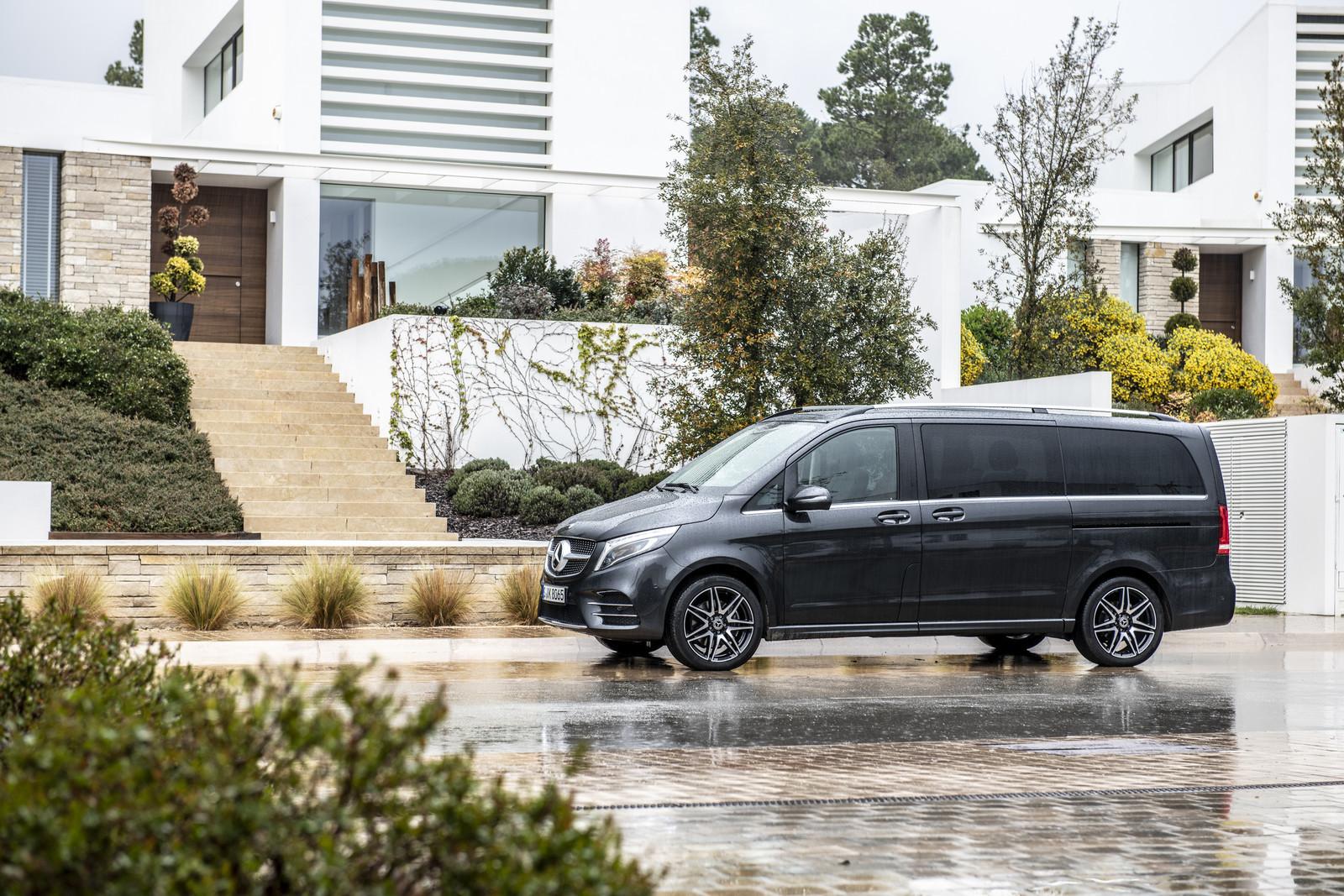 Foto de Mercedes-Benz Clase V 2019 (59/92)