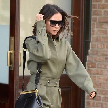 Victoria Beckham lleva como nadie la tendencia de la temporada