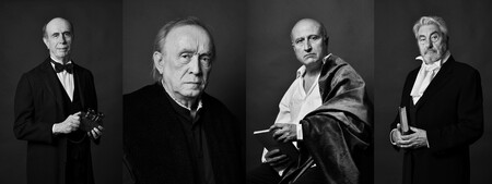 'Ucrónicos', los retratos de los fotógrafos, inspirados por la pintura, de Maria Antonia García de la Vega