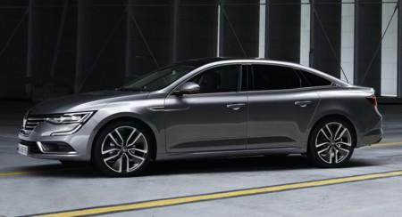 Nuevo Renault Talisman, el rival francés para los sedanes medianos de lujo