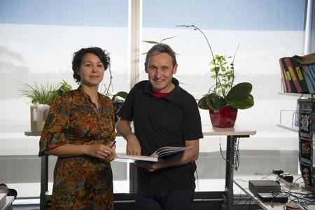Najoua Lalaoui y John Silke, investigadores principales