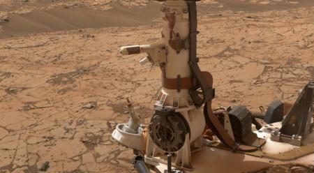 Indicios de agua líquida en Marte, cortesía del Curiosity