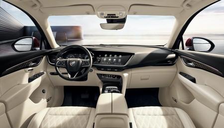 Buick Envision Interior 2021 3