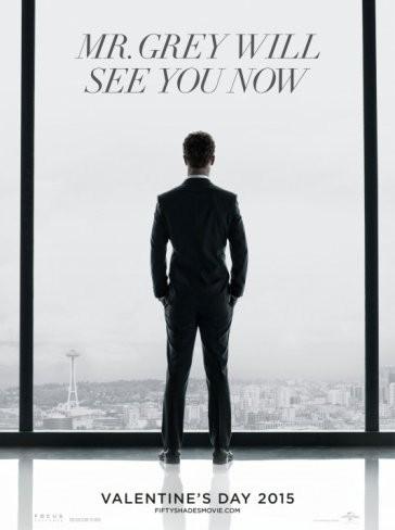 'Cincuenta sombras de Grey', primer cartel