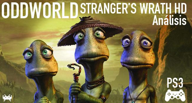 Oddworld: Stranger's Wrath HD - Análisis