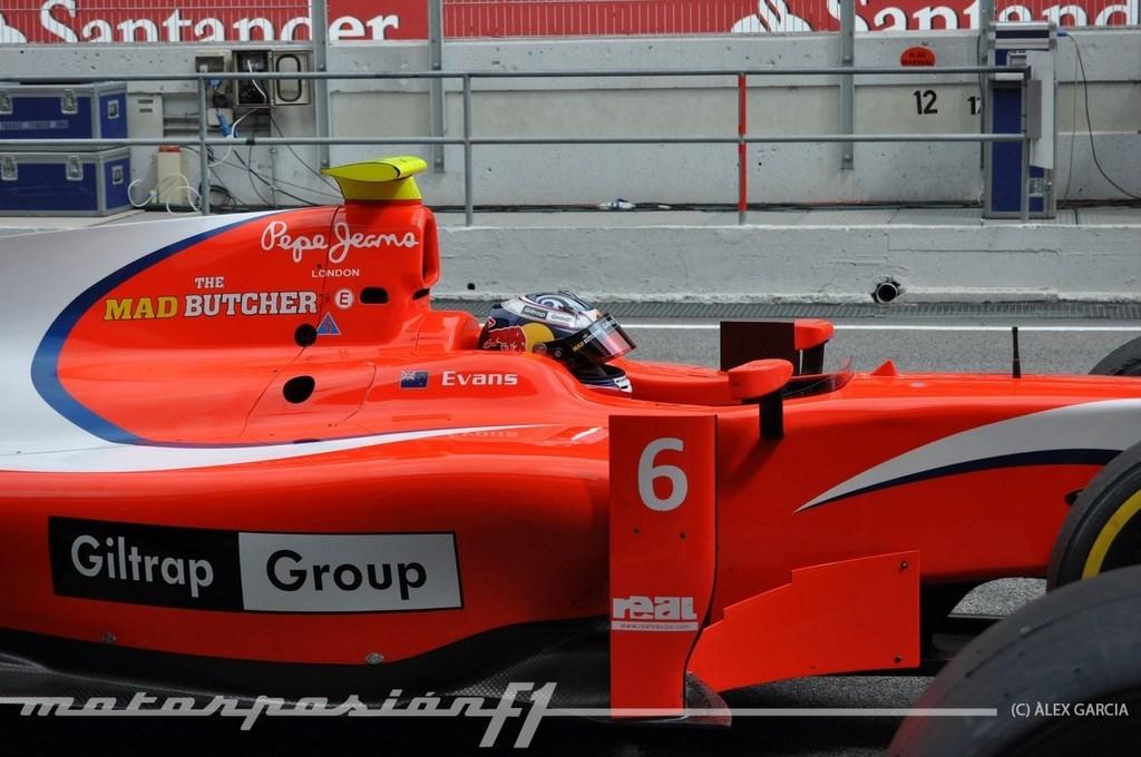 Foto de GP2 2013 Barcelona (49/138)