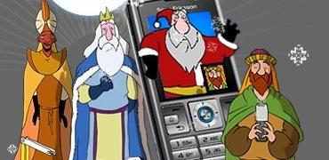 Videollama a los Reyes Magos en Movistar