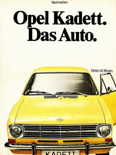 Opel Kadett 1 Al Opel Astra K Kb