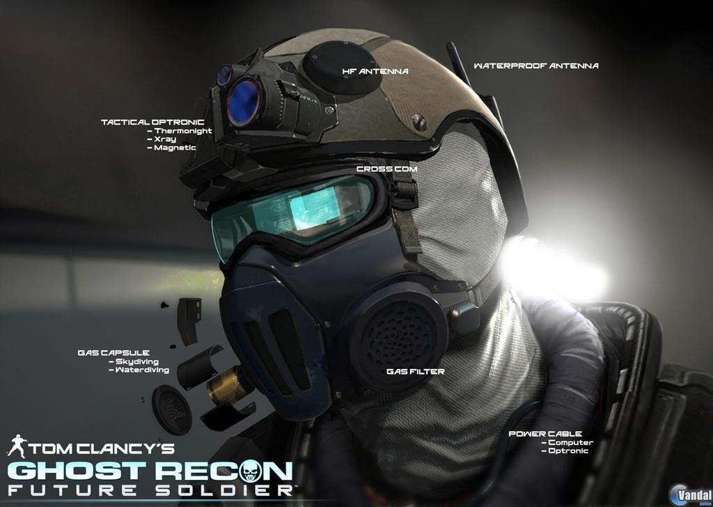 Foto de Ghost Recon Future Soldier, nuevas imágenes (13/15)