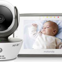 Vigilabebés digital Motorola MBP854 WiFi por 187 euros y envío gratis