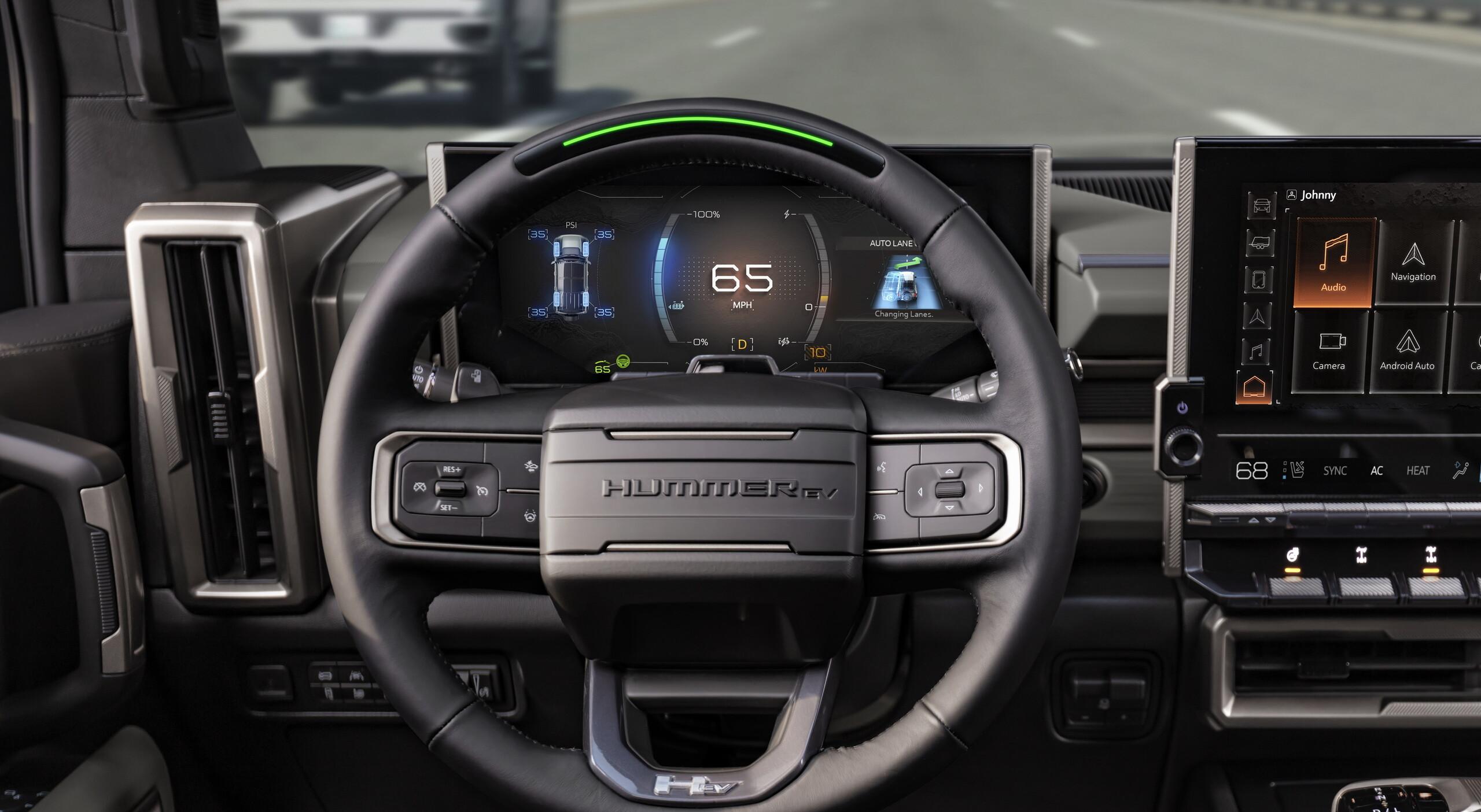 Foto de Hummer EV SUV 2024 (38/53)