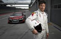 Felix Baumgartner correrá las 24 Horas de Nürburgring con un Audi R8 LMS