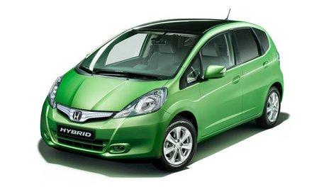 Honda Jazz Hybrid, otro híbrido para París