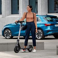 El patinete eléctrico de Audi ya está aquí: otro VMP con 65 km de autonomía y un precio de 849 euros