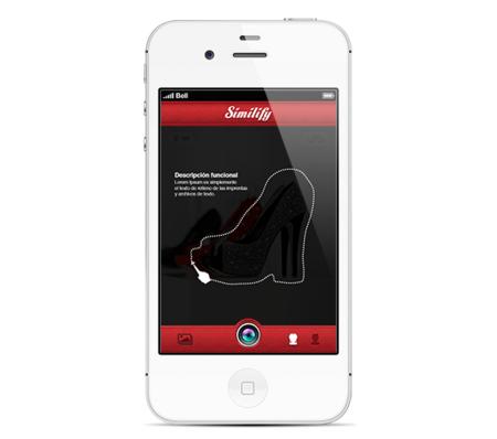 Similify, el Shazam de los zapatos que llega desde Barcelona