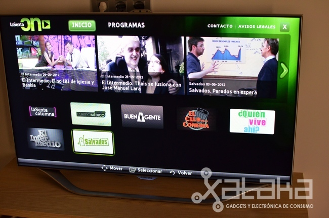 Foto de Smart TV apps exclusivas (5/21)