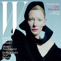 W Magazine: Cate Blanchett