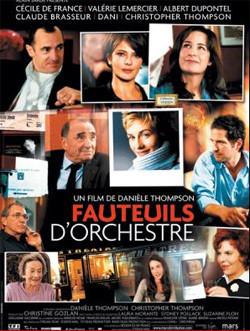 'Fauteuils d'orchestre': Para ganar un Oscar no sé, para disfrutar seguro que sí