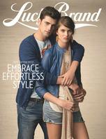 Nos gusta el estilo comedido de Lucky Brand esta primavera 2013