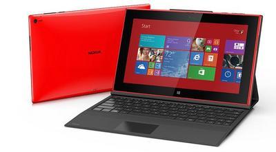Microsoft lanzaría un nuevo tablet con Windows RT bajo la marca Lumia