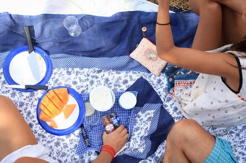 Siete originales ideas para llevar de picnic listas en cero coma (y despídete de los bocadillos)