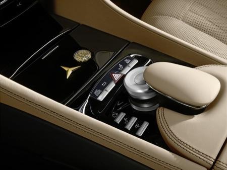 """Mercedes CL 500 edición """"Trademark Centenary"""""""