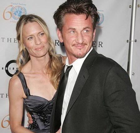 Sean Penn y Robin Wright se divorcian... otra vez