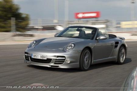 Porsche 911 Turbo Cabrio, prueba (conducción y dinámica)