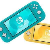 Paga menos por la Nintendo Switch Lite: en Amazon, la tienes por 199,99 euros