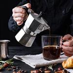 Cómo hacer el café perfecto en cafetera italiana: ocho claves