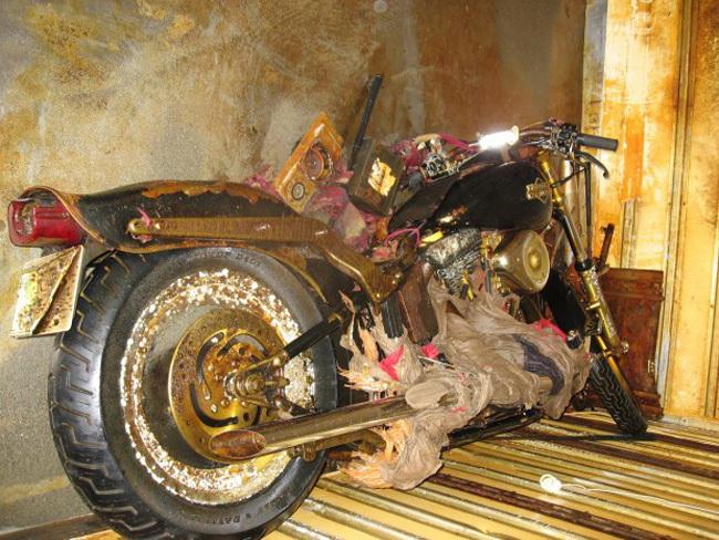 Harley Davidson Tsunami