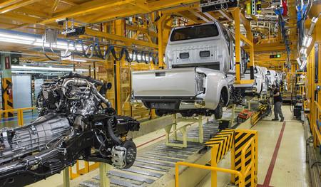 Nissan factory Barcelona