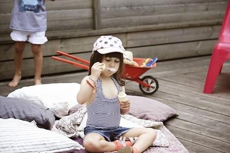 Moda Verano 2014 para bebés y niños: conjuntos frescos para el verano