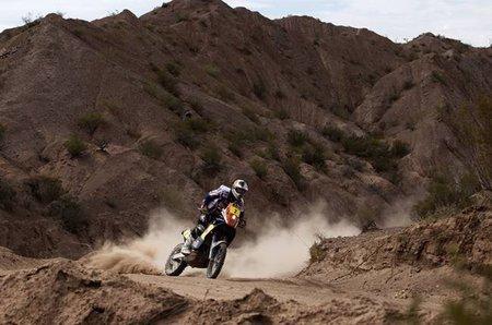 Dakar 2012: Chilecito - Fiambalá, etapa 5