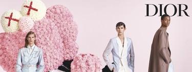 Los tonos pastel toman la primera campaña de Kim Jones para Dior Homme