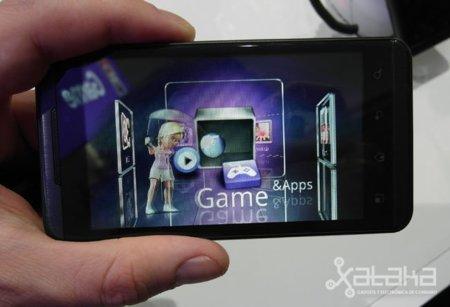 LG Optimus 3D. Lo probamos en el MWC 2011