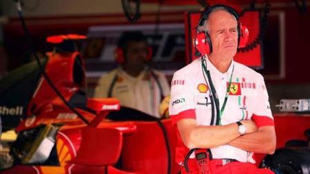 Rory Byrne confirma que ya está avanzado el Ferrari del 2014