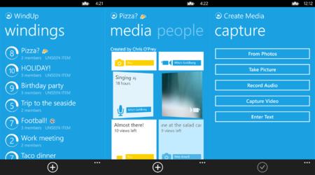 Microsoft crea un rival de Snapchat para Windows Phone