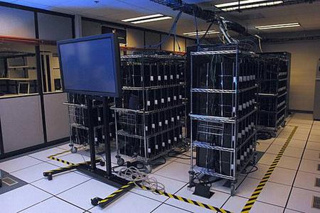 Este es el aspecto de la futura Skynet, PS3 inside