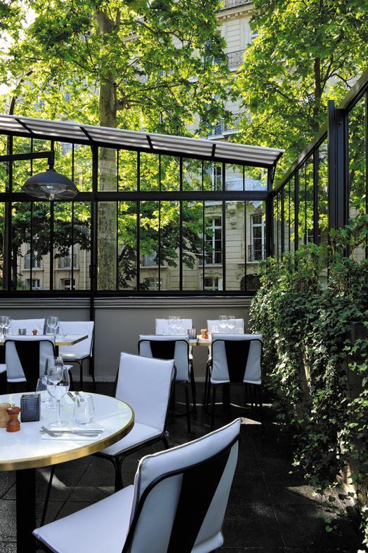 Una estancia de 10 en Paris