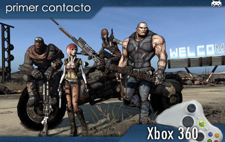 'Borderlands', primer contacto