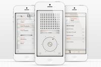 T3 Player, la aplicación con la que reproducir tu música al más puro estilo Dieter Rams