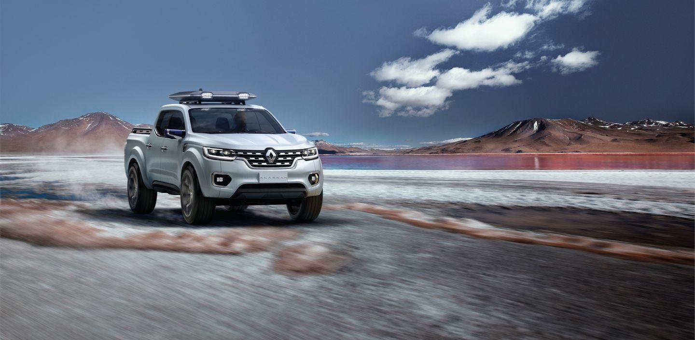 Foto de Renault Alaskan (14/15)