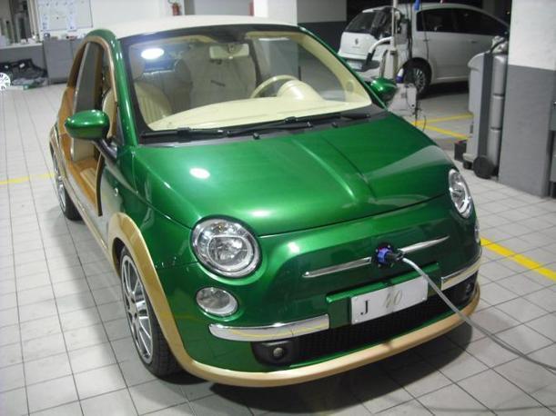 Foto de Fiat 500 Gadafi (1/5)